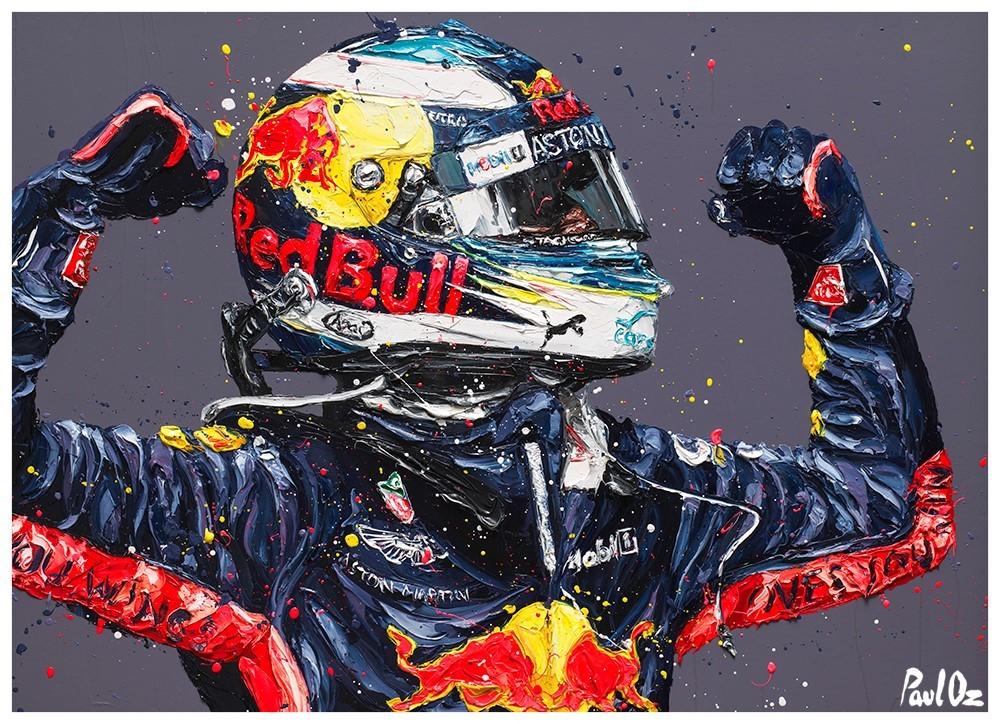 Image of Ricciardo Retribution - Monaco '18