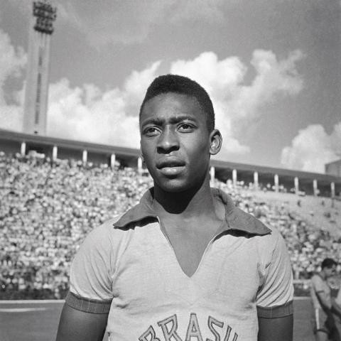 Image of The Jose Dias Herrera Collection Pele