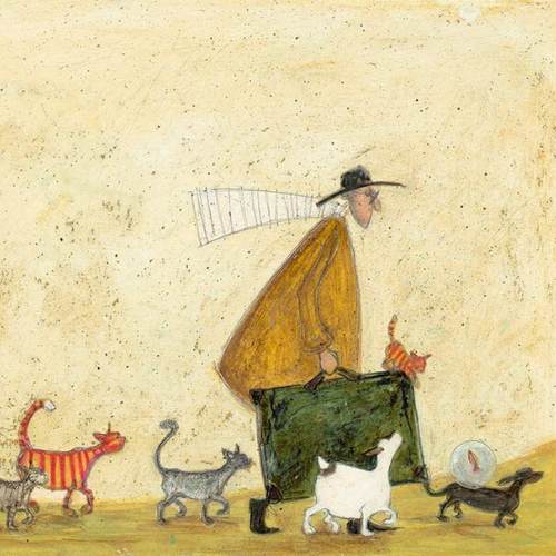 Image of Sam Toft