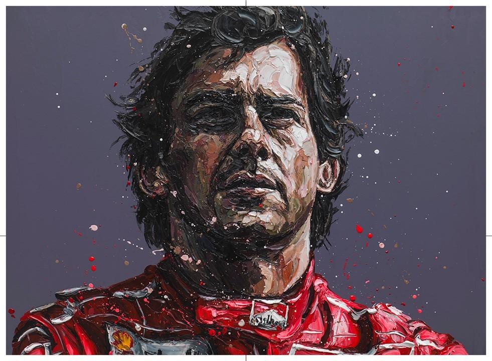 Image of Senna - 24th Anniversary Commemorative
