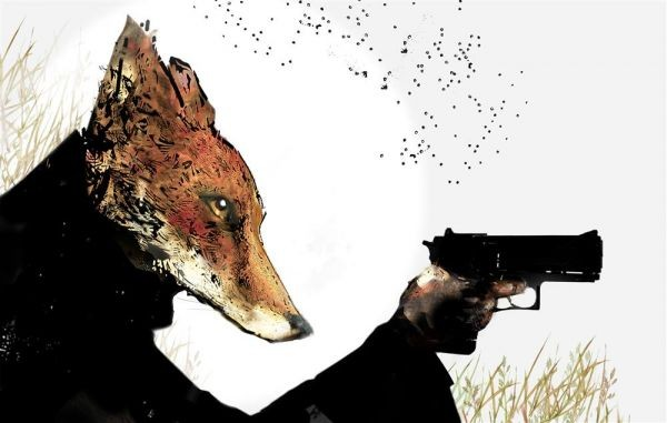 Image of Field Commander ( Fox)  Rural Resistance