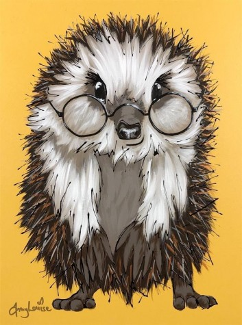 Harry Hedgehog | Amy Louise image