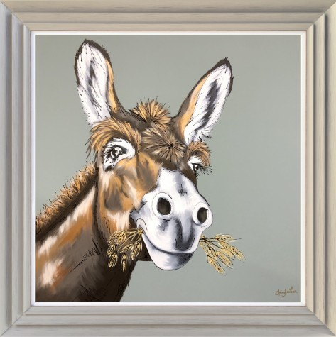 The Dedicated Donkey image