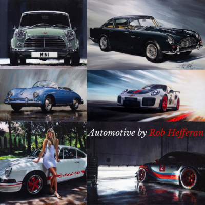 Automotive Commission | Rob Hefferan image