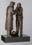 Match of the Day 1914 Christmas Truce – Sculpture image
