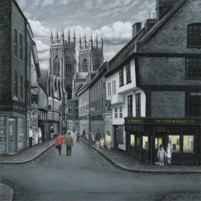 Meandering To The Minster | Leigh Lambert image