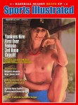 Revisionist Art, Sports Illustrated: Female 3rd Base Coach, Silkscreen on Canvas image