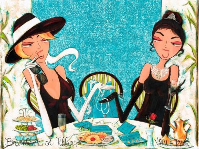 Breakfast at Tiffany's | Natalie Dyer image