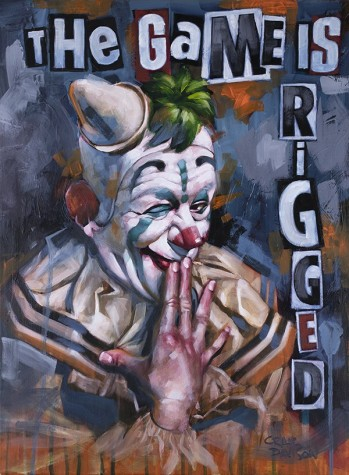 The Game is Rigged | Craig Davison image