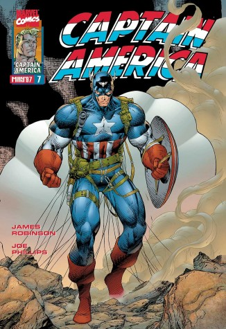 Captain America #7 - Canvas Edition image