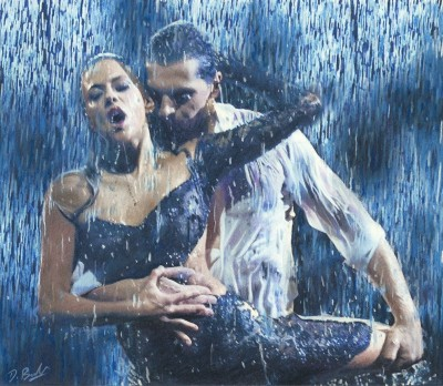 Dancing In The Rain Original | Darren Baker image