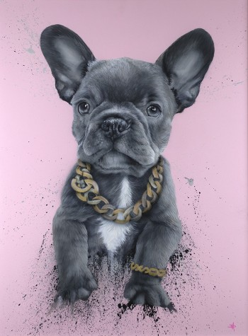 Privileged Pooch | Dean Martin image