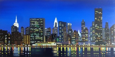 New York Skyline image