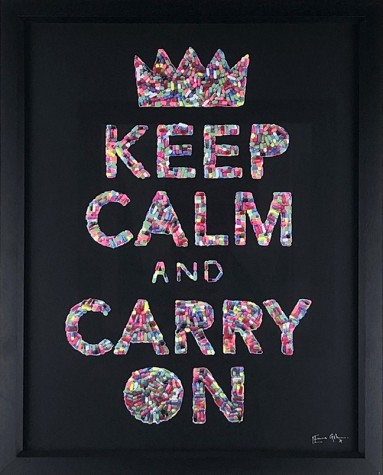 Keep Calm | Emma Gibbons image