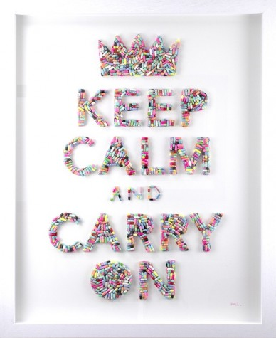 Keep Calm & Carry On | Emma Gibbons image