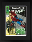 The Amazing Spider-Man #65 Escape Impossible - Paper (LOW AVAILABILITY) image