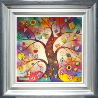 Rainbow Tree Unique Edition | Kerry Darlington image