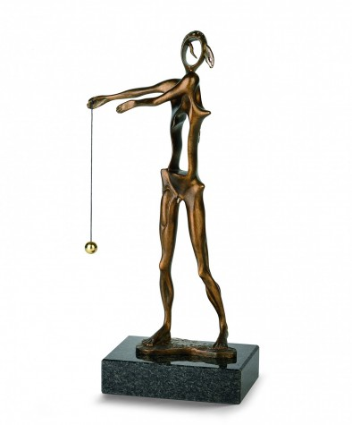 Homage to Newton | Salvador Dali sculpture image