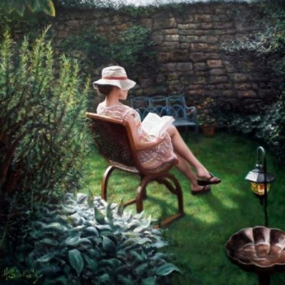Hidden Away | Original Hamish Blakely image