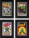 The Incredible Hulk Portfolio (Giclee on Paper) image