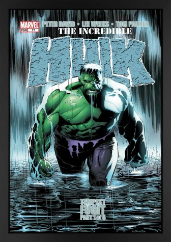 The Incredible Hulk #77 - Tempest Fugit - Canvas Edition image