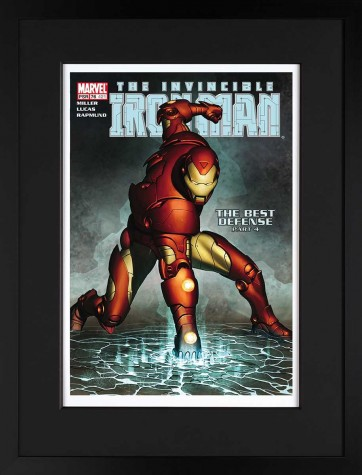 The Invincible Iron Man #421 - The Best Defence - Paper Edition image