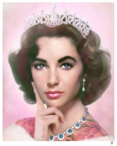 Elizabeth Taylor - Colour | JJ Adams image