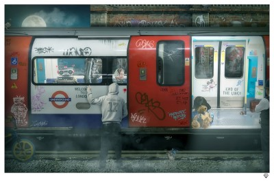 London Tube (Rule Britannia) image