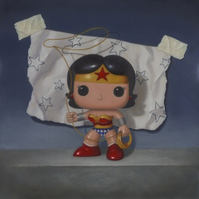 Lasso Of Truth | Nigel Humphries image