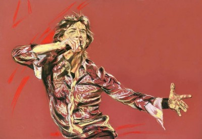 Outstretched | Ronnie Wood image