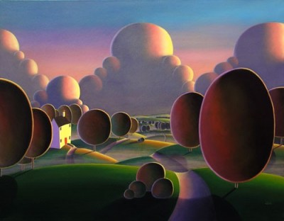 Misty Hollows | Paul Corfield image