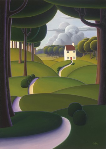 Secluded Retreat | Paul Corfield image