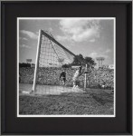 Back Of The Net – Silver Gelatin – 40 x 40″ image
