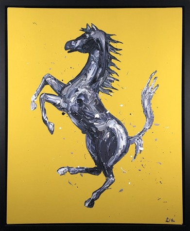 Rapante Cavallo (Yellow) | Paul Oz image