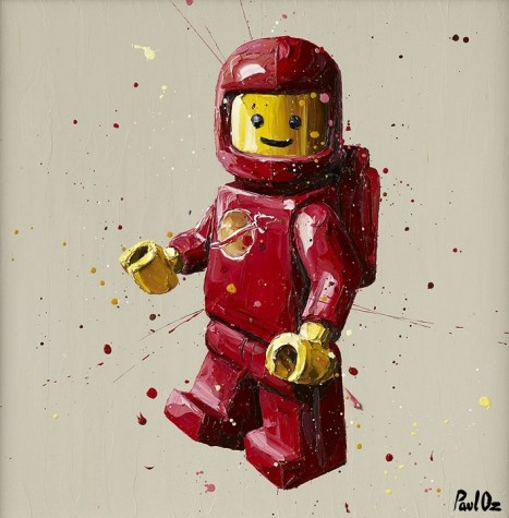 Red Lego | Paul Oz image