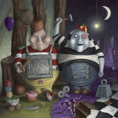 Tweedle Do And Tweedle Don't | Peter Smith image