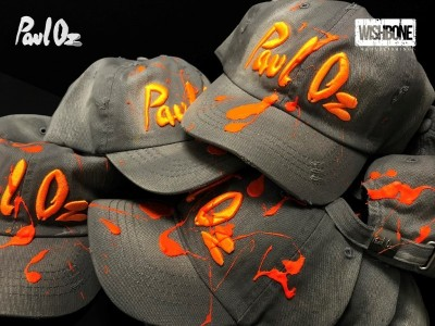 Paul Oz '80s Kid II' Baseball Cap - FREE with purchase image