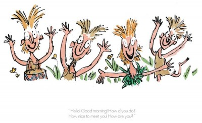 Hello, Good Morning | Sir Quentin Blake image