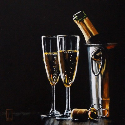 But First, Champagne | Richard Blunt image