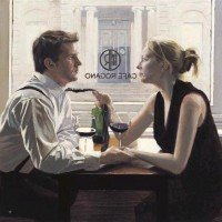 Romantic Lunch image
