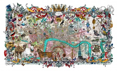 Royal Menagerie - Cary's London image