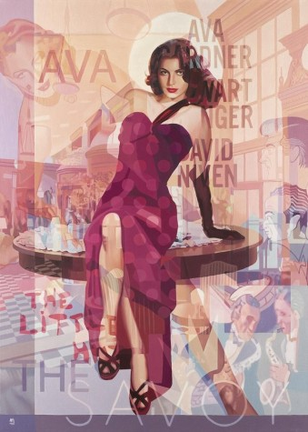 Ava Gardner: A Desirable Proposition | A Time for Reflection: 'The Savoy Suite' image