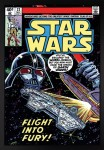 Star Wars #23 – Flight Into Fury image