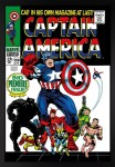 Captain America #100 – Big Premiere Issue! image