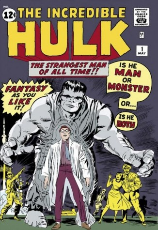 The Incredible Hulk #1 - The Strangest Man of All Time! (Lou Ferrigno & Stan Lee Signed) image