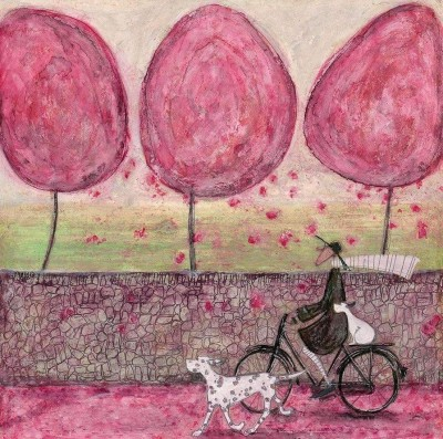 A Pink Day | Sam Toft image