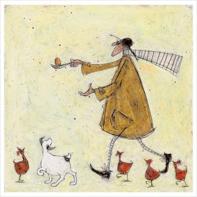 Egg and Spoon | Sam Toft image