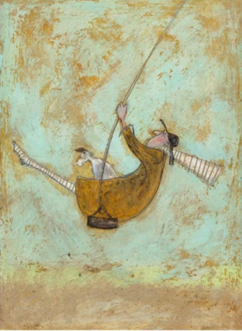 Flying Free | Sam Toft image
