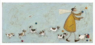 Happy Days Are Here Again | Sam Toft image