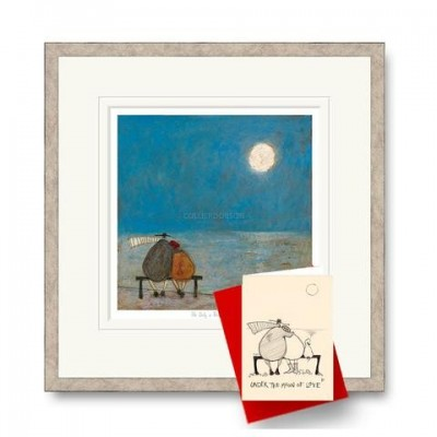 It's Only A Pretty Moon | Sam Toft image